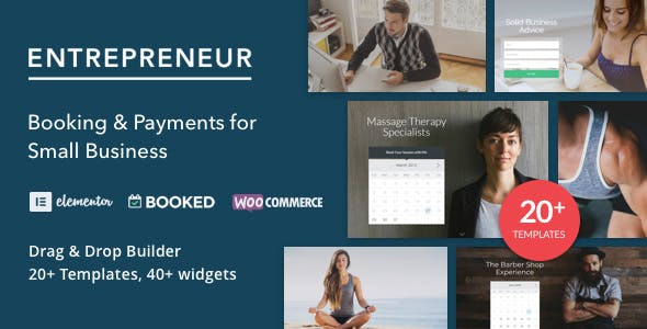 Entrepreneur - Booking for Small Businesses
