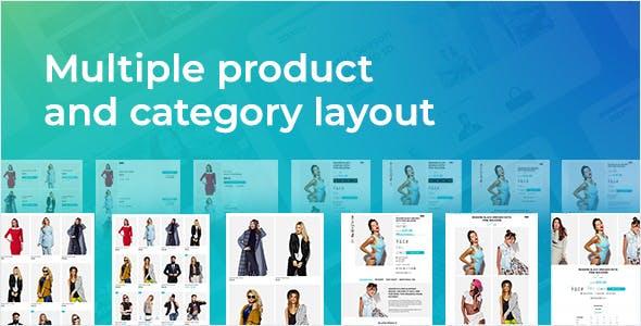 Zeexo - Multipurpose Shopify Theme - Multi languages & RTL support