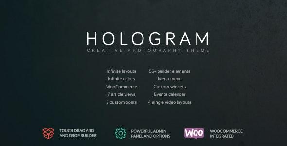 Hologram - Creative Photography Theme - Photography Creative