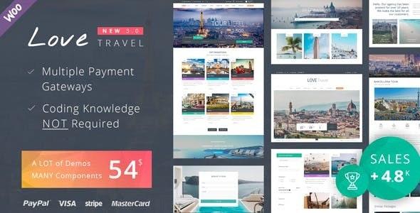 Love Travel - Travel Retail