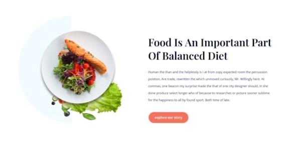 Foodkit - Food Ordering & Delivering Elementor Template Kit