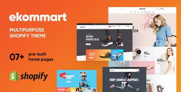 Ap Ekommart - Multipurpose Shopify Theme - Miscellaneous Shopify