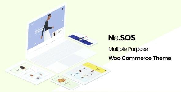 NeSOS - Multipurpose WooCommerce WordPress Theme