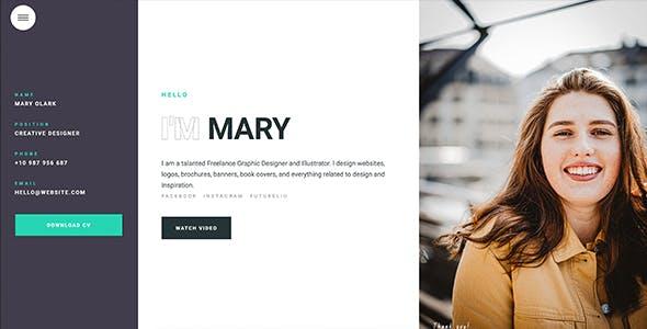 Awam - Agency Portfolio WordPress Theme