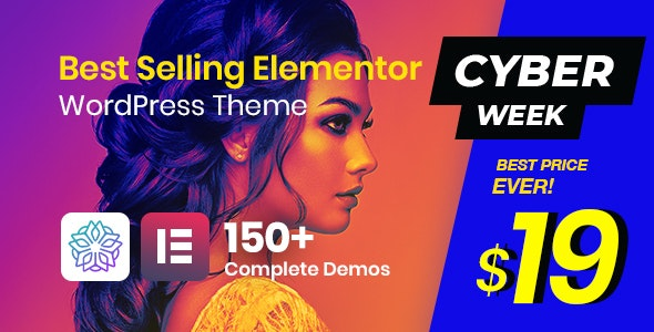 Phlox Pro - Elementor MultiPurpose WordPress Theme - Creative WordPress