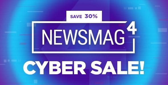 Newsmag - Newspaper & Magazine WordPress Theme - News / Editorial Blog / Magazine