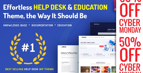 Manual - Documentation, Knowledge Base & Education WordPress Theme - Miscellaneous WordPress