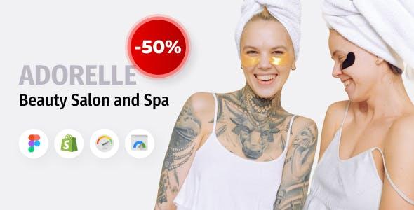 Adorelle - Beauty Salon and Spa Shopify Theme