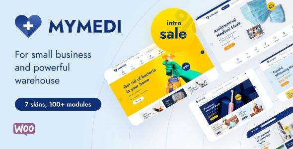 MyMedi - Responsive WooCommerce WordPress Theme - WooCommerce eCommerce