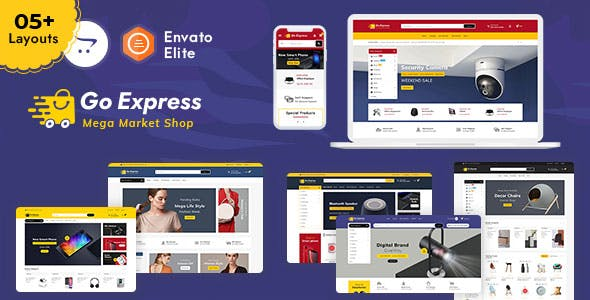 GoExpress - OpenCart Multi-Purpose Responsive Theme
