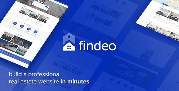Findeo - Real Estate WordPress Theme - Real Estate WordPress