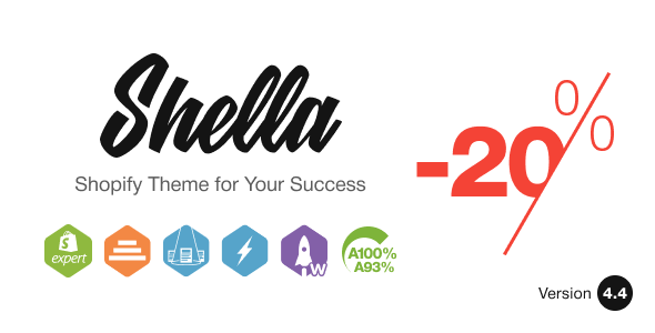 Shella - Multipurpose Shopify theme, fastest with the banner builder - Fashion Shopify