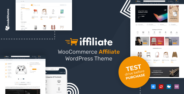 iffiliate - WooCommerce Amazon Affiliates Theme