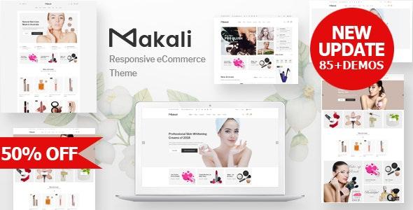 Makali - Multipurpose Theme for WooCommerce WordPress - WooCommerce eCommerce
