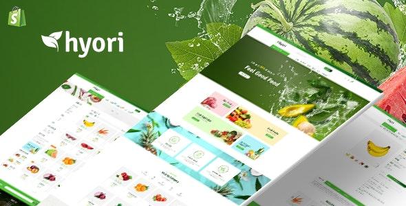 Gts Hyori - Grocery, Supermarket Shopify Theme - Shopping Shopify