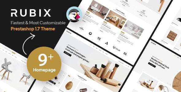 Rubix - Responsive Prestashop 1.7 Theme - Shopping PrestaShop