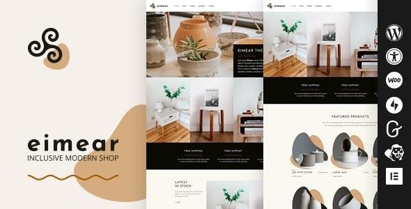 Eimear - Inclusive WooCommerce WordPress Theme - WooCommerce eCommerce