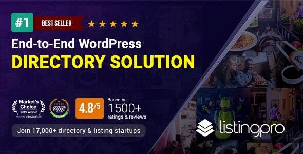 ListingPro - WordPress Directory Theme - Directory & Listings Corporate