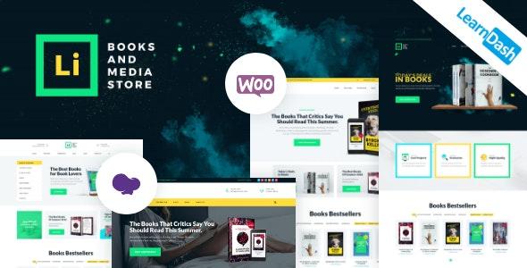 Lorem Ipsum | Books & Media Store WordPress Theme - WooCommerce eCommerce