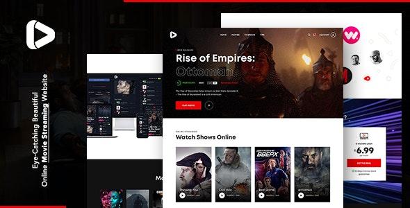 Digiflex | Online Movie Streaming WordPress Theme - Film & TV Entertainment