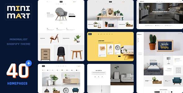 Minimart | Minimal Shopify Theme For Furniture, Home Decor, Interior