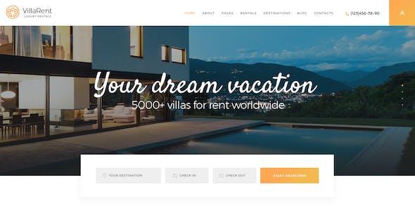 CasaMia | Property Rental Real Estate WordPress Theme