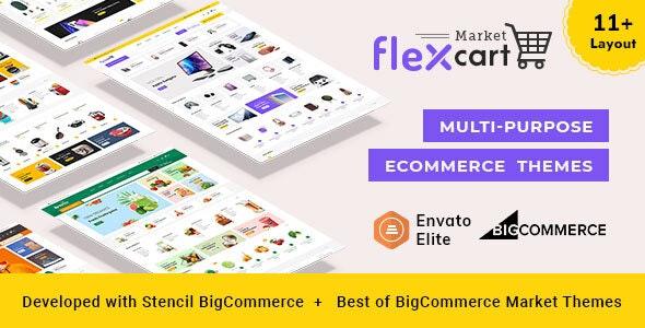 Flex Cart - Stencil BigCommerce Theme - BigCommerce eCommerce