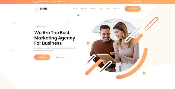 Elight – Multipurpose PSD Template