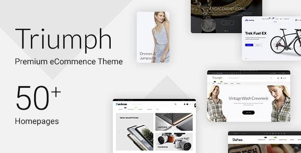 Triumph Fashion Store - Fashion PrestaShop