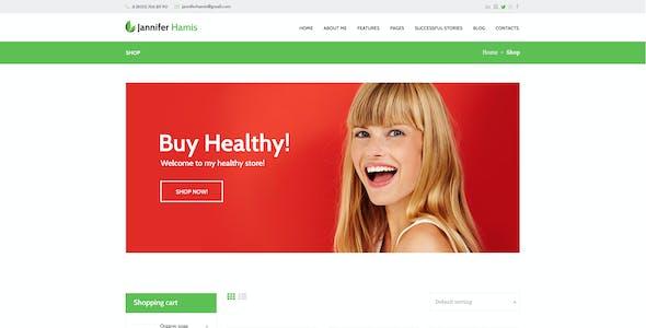 Health Coach Blog & Lifestyle Magazine WordPress Theme