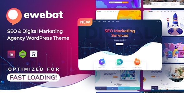 Ewebot - SEO Marketing & Digital Agency