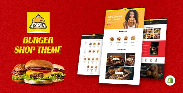 Burgs - Food Delivery & Restaurant Shopify Theme