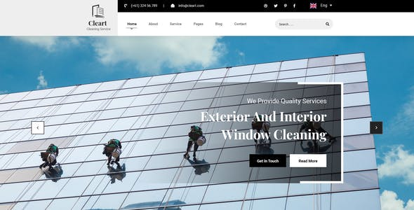 Cleart - Multipurpose Small Business Services