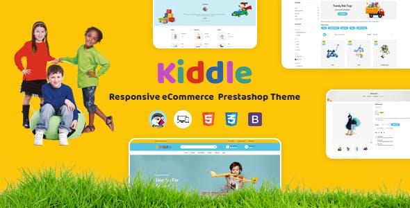 Kiddle - Responsive Prestashop Theme