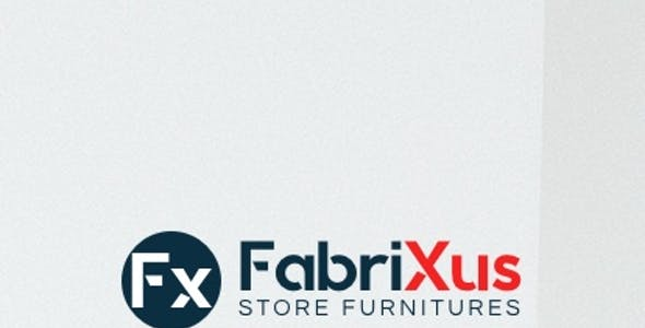 FabriXus - Furniture eCommerce Mobile App UI