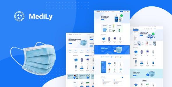 MediLy - Medical HTML Template