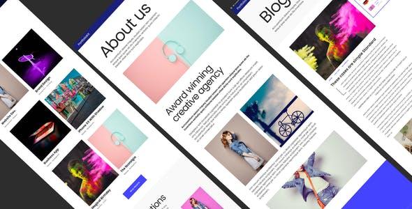 Foliokit - Personal Portfolio Elementor Template Kit