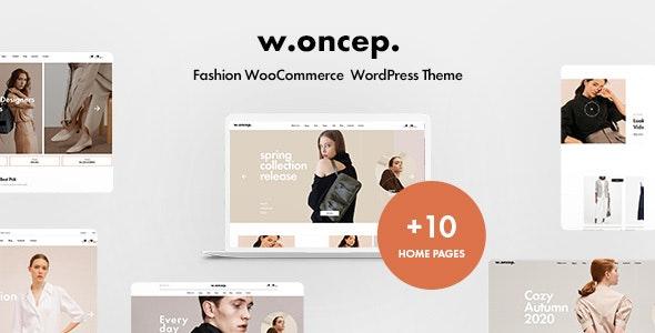Woncep - Fashion WooCommerce WordPress Theme - WooCommerce eCommerce