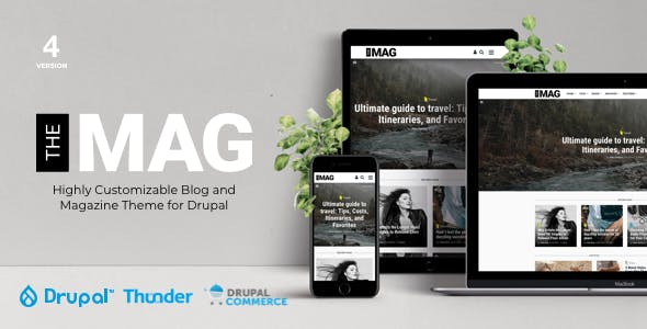 2021 S Best Selling Drupal Themes And Templates