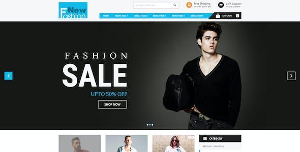 Fashion Multipurpose WooCommerce Theme
