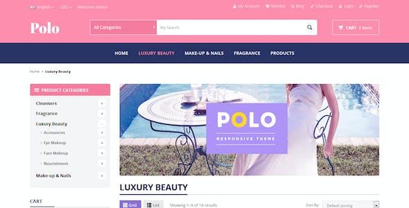 Polo - Beauty Store Multipurpose Responsive WooCommerce WordPress Theme