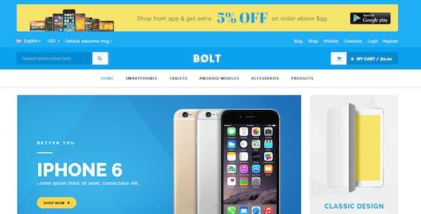 Bolt - Electronics, Furniture, Gym & Fashion Store Multipurpose WooCommerce WordPress Theme