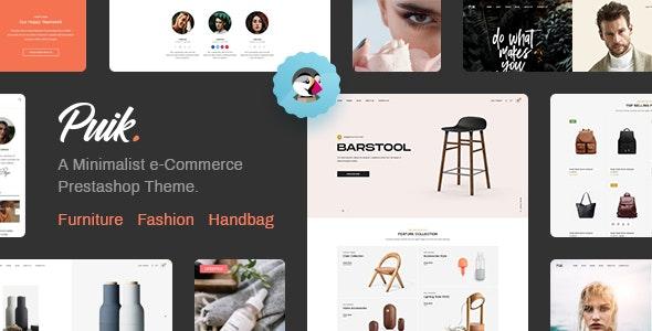 Puik - Responsive Prestashop 1.7 Theme - Shopping PrestaShop