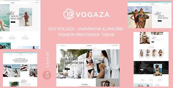 Leo Vogaza - Swimwear & Lingerie Fashion Prestashop Theme