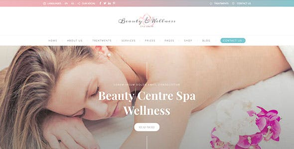 Beauty Wellness - Spa Massage