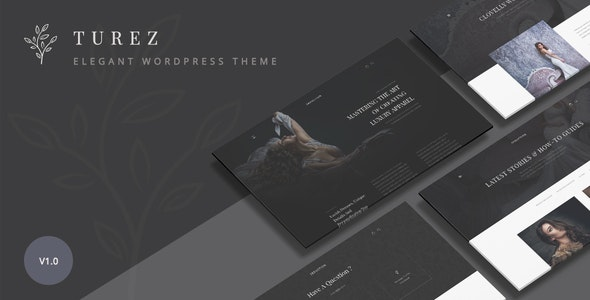 Turez - Luxury Bridal Wedding WooCommerce Theme - WooCommerce eCommerce