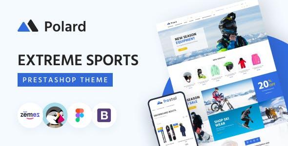 Polard - PrestaShop Extreme Sports Clothing Equipment Theme