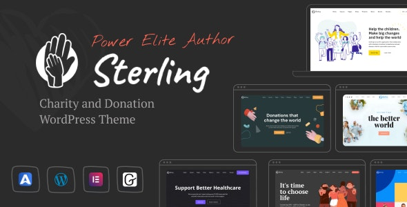 Sterling Charity Donation - Charity Nonprofit