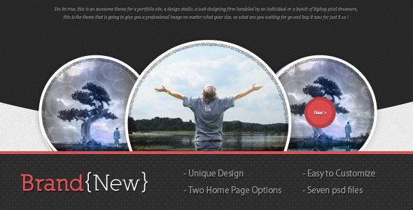 Brand New - Creative Photoshop