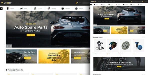 Gozzby Auto Part - Car Spare Part Mega Tool Store